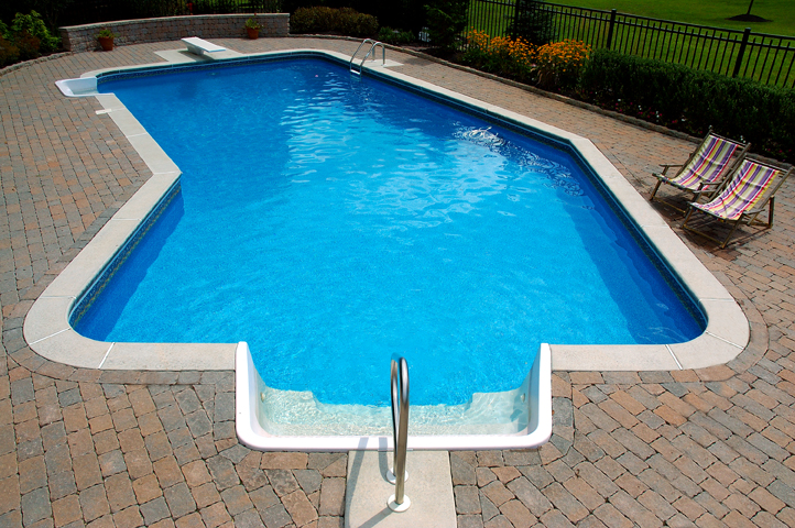 Gallery for Lazy l pool designs