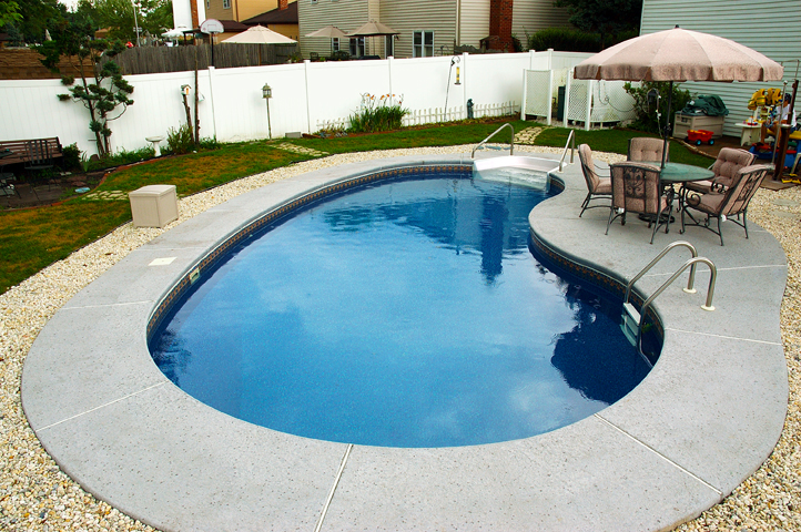 Pool gallery for Pool design maryland